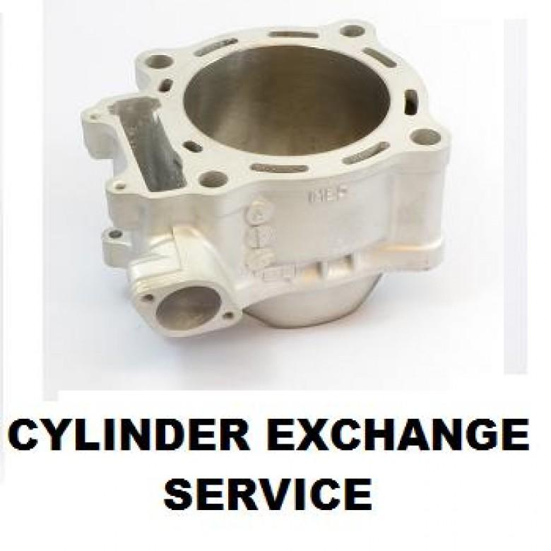 Service: CYLINDER EXCHANGE PROGRAM CRF450R (02-08) (09-14)