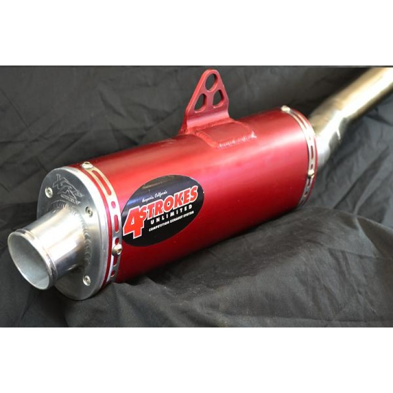 """""""BLOW-OUTS"""" XRs Only Exhaust Pipe Oval - Honda CRF450R (2005)"""