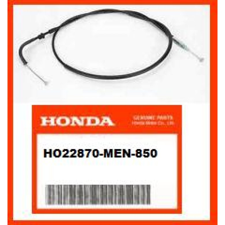 Honda OEM Clutch Cable CRF450R (06-07)