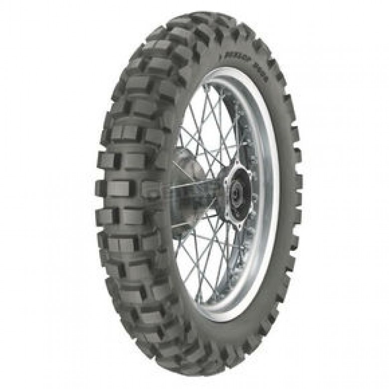 Dunlop D606 Dual Sport Street Legal REAR Tire