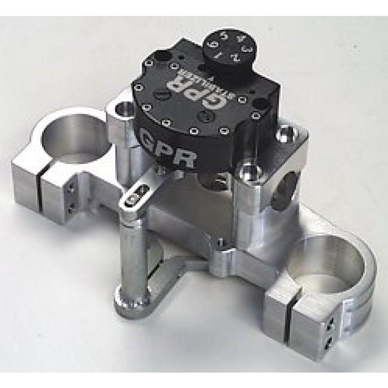 GPR Steering Stabilizer / Damper - Honda XR400R (96-04) XR600R (88-00) - V1 Pro Fat Bar Kit
