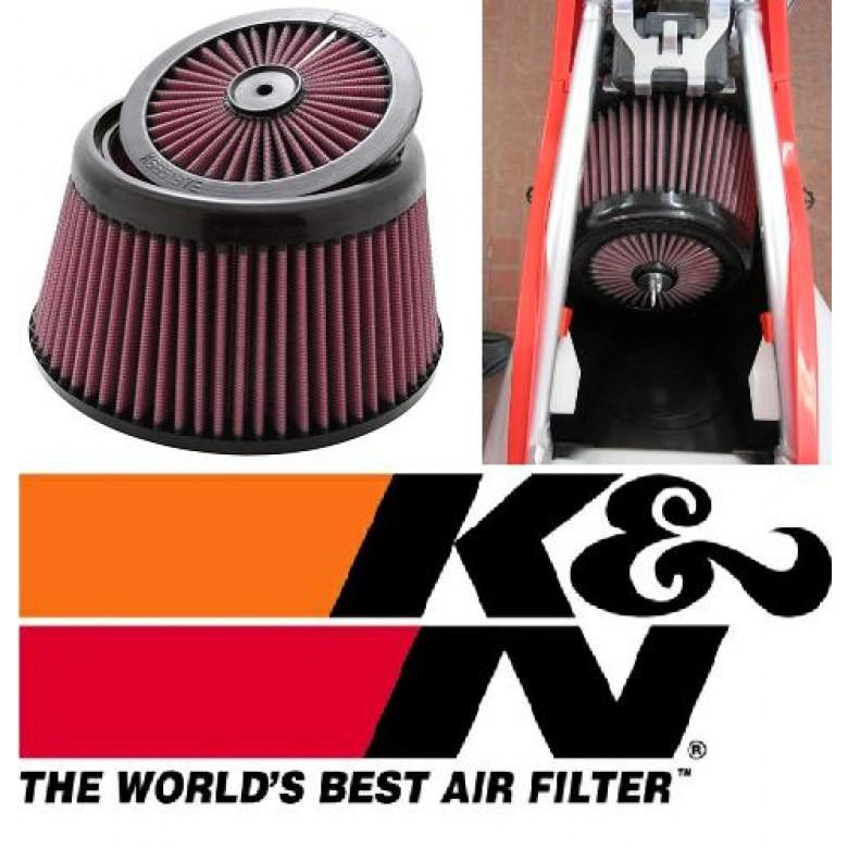 K&N XStream Series Motocross Air Filter CRF450R (09-12)