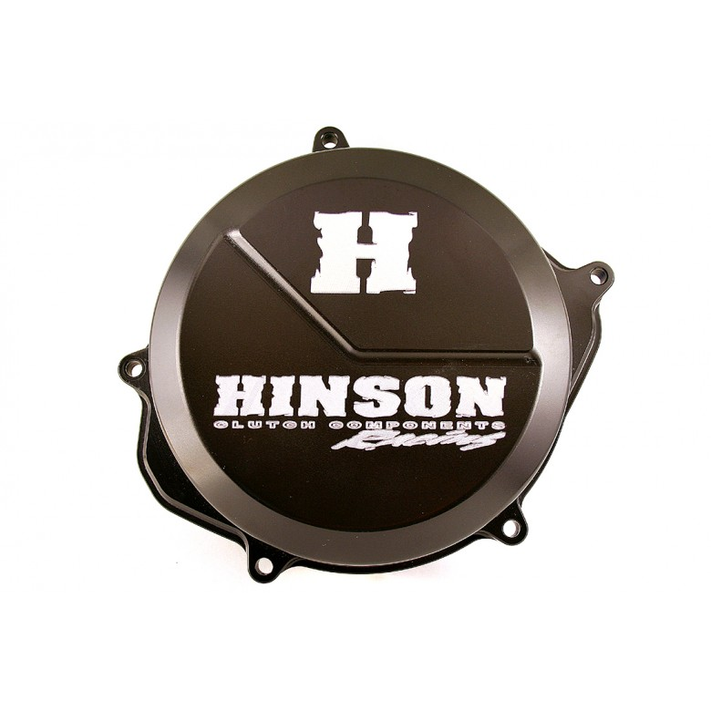 Hinson Racing Clutch Cover - Yamaha YZ250F (2003-2008) WR450F (2003-2009) YFZ450 (2004-2010) Includes 9-Plate Clutch