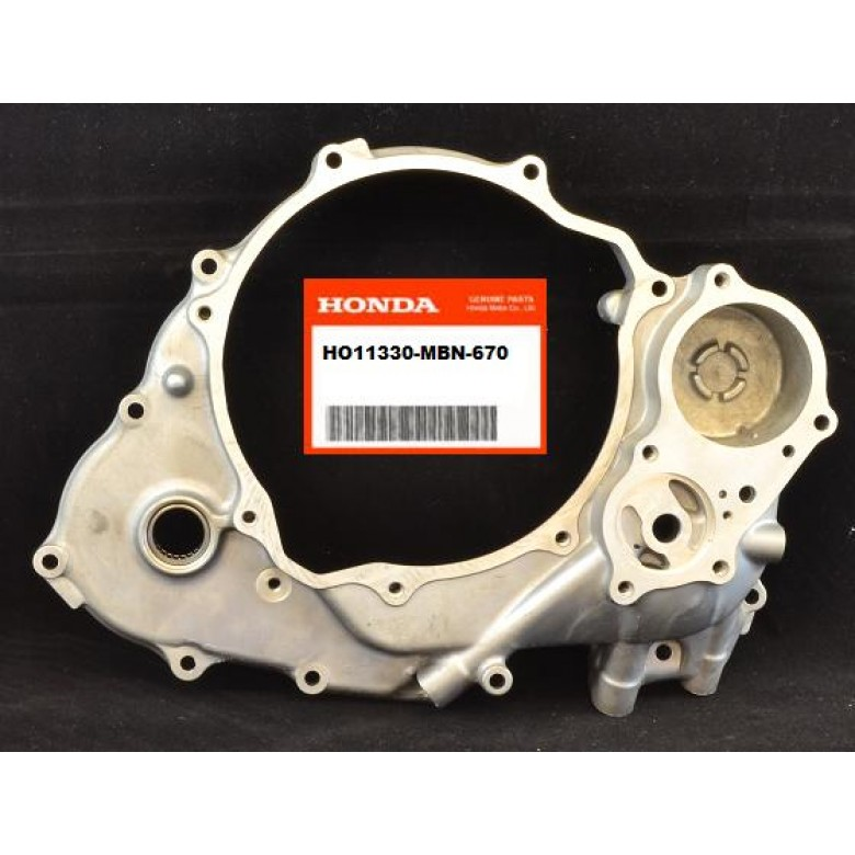 OEM Honda Right Side Crankcase Cover, XR650R (00-07)