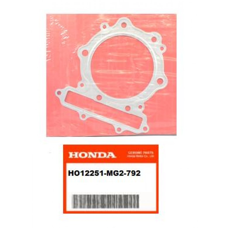 OEM HONDA CYLINDER HEAD GASKET 100MM XL600R (83-87)