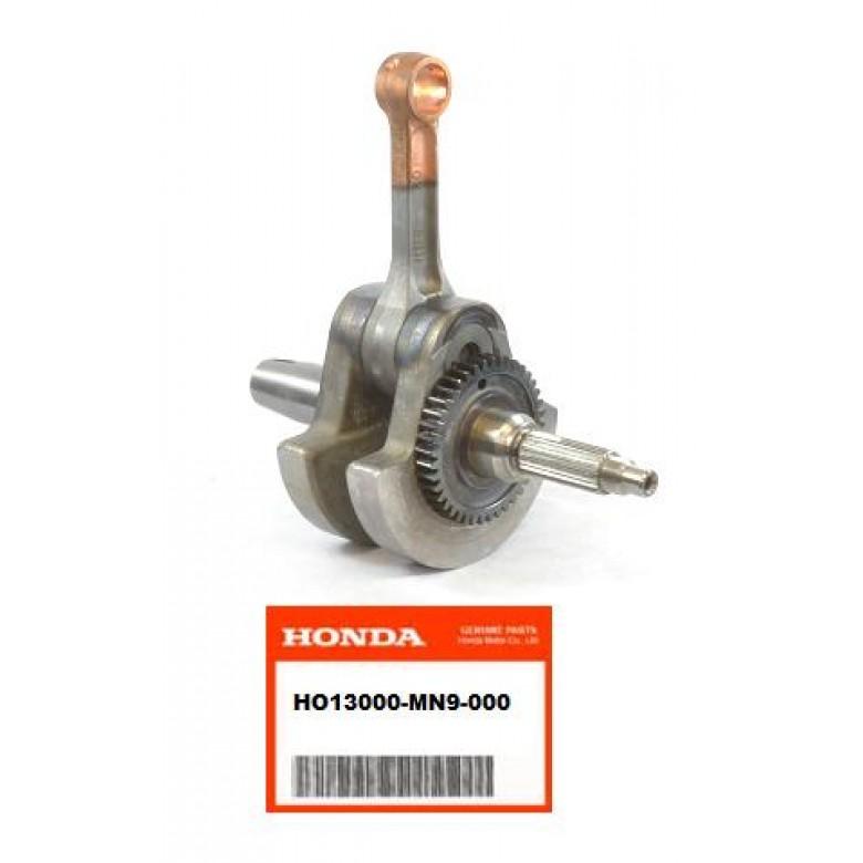 OEM Honda Crankshaft / Connecting Rod  XR650L (93-16) NX650 (88-89)