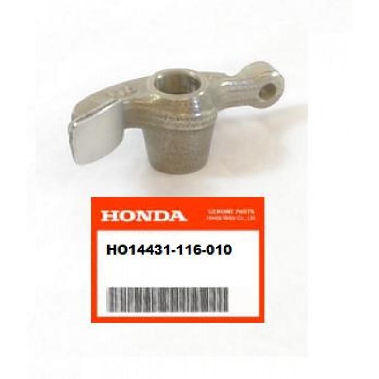 OEM Honda Valve Rocker Arm, CRF100F (04-13) CRF80F (04-13) XL100 (79-85) XL75 (77-79) XL80 (80-85) XR100 (81-84) XR100R (85-03) XR80 (79-84) XR80R (85-03)