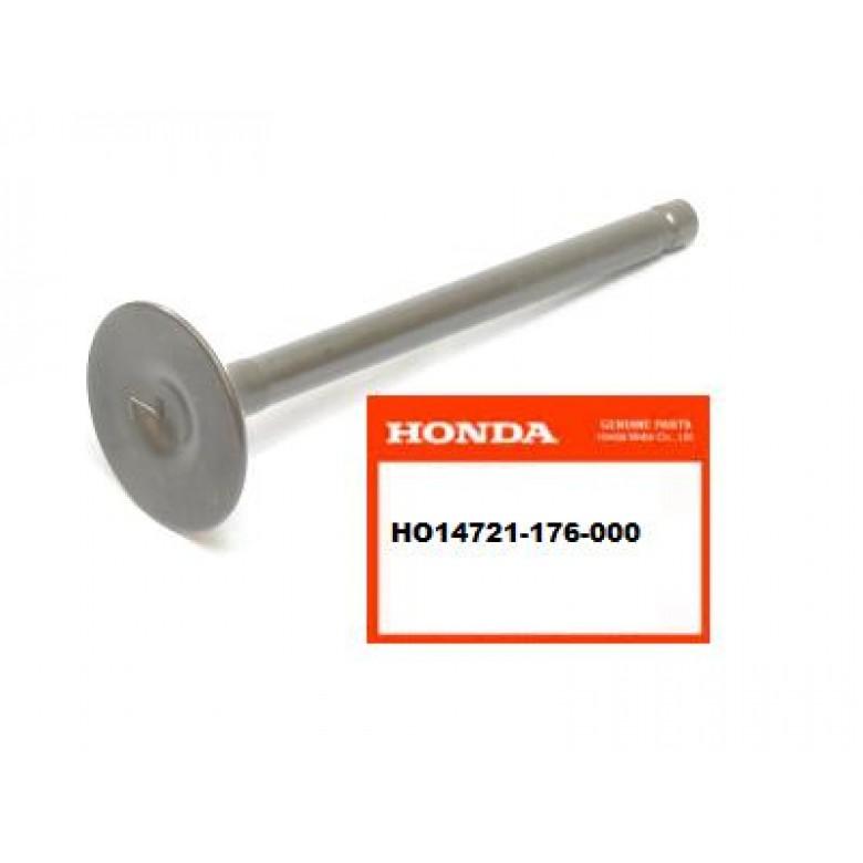 OEM Honda Exhaust Valve, XR100 (81-84) XR100R (85-03) XR75 (76-78) XR80 (79-84) XR80R (85-03) CRF100F (04-13) CRF80F (04-13) XL75 (77-79) XL80 (80-85)