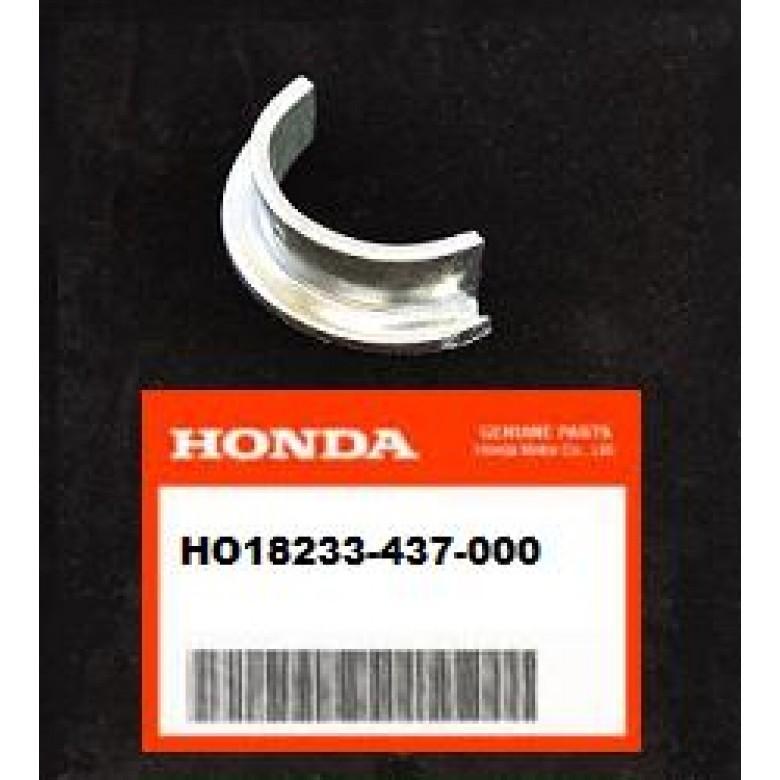OEM Honda Exhaust Collar, XL125 (79-85) XL185 (79-83) XL250R (83-87) XR185 (1997) XR200R (80-02) XR250L (91-96) XR250R (84-95)