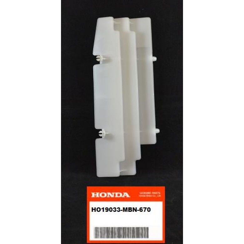 OEM Honda RADIATOR GRILL (RIGHT) XR650R (00-07)