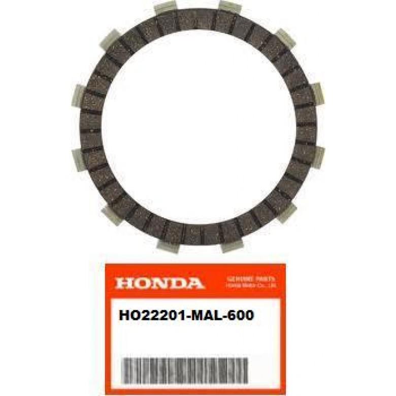 OEM HONDA CLUTCH - DISK, CLUTCH FRICTION XR250R (96-04) XR400R (96-04)