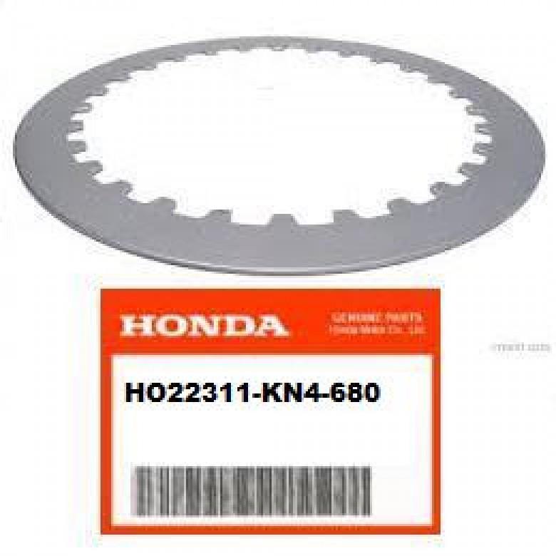 OEM HONDA CLUTCH - PRESSURE PLATE CR80R (81-02) CR85R (03-07) XR100R (81-03) XR200R (81-02) XR75 (76-78) XR80R (79-03) CRF100F (04-13) CRF230L (08-09) CRF80F (05-13)