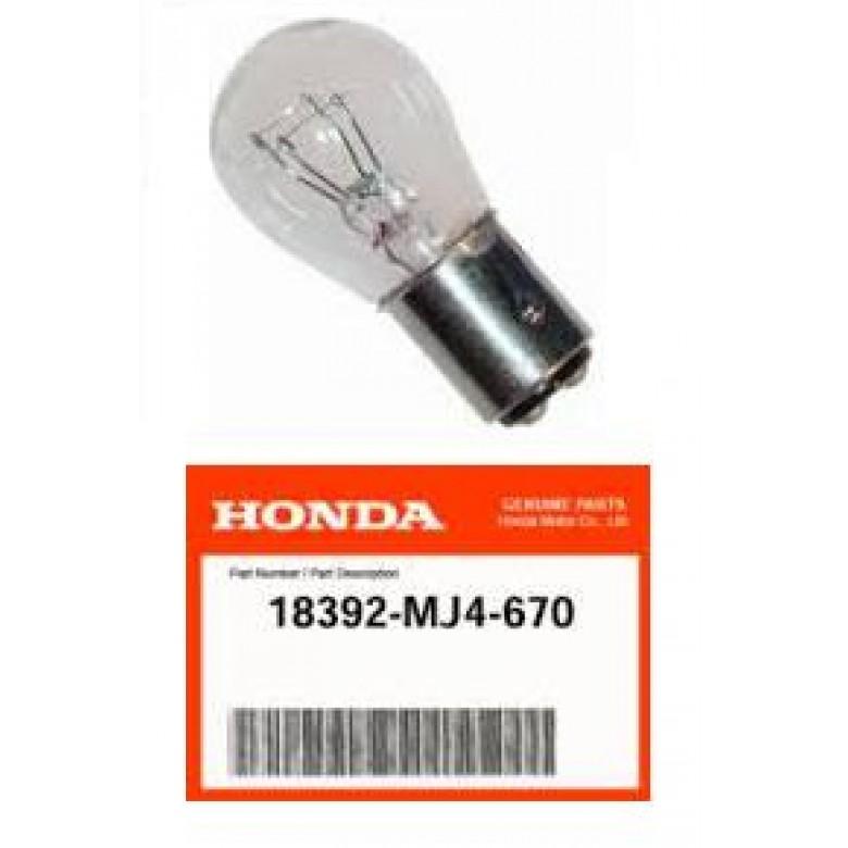 OEM Honda 12v 32/3CP Taillight Bulb, XR650L (93-14)  XR250L (91-96)