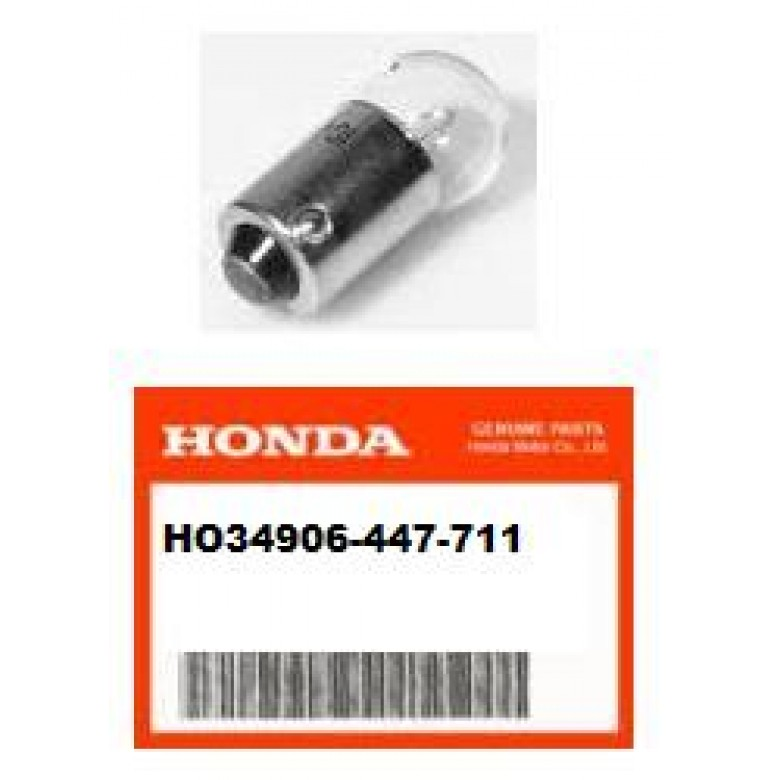 OEM Honda 12v 3.4 Taillight Bulb, XR250R (96-04) XR400R (96-04)