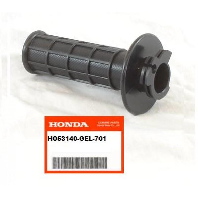 OEM Honda Throttle Tube and Grip, CRF50F (04-12) XR50R (00-03)