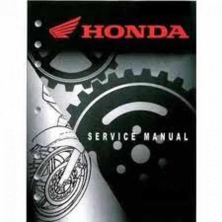 Honda OEM Factory Service Manual - Honda XR80R / XR100R (98-99)