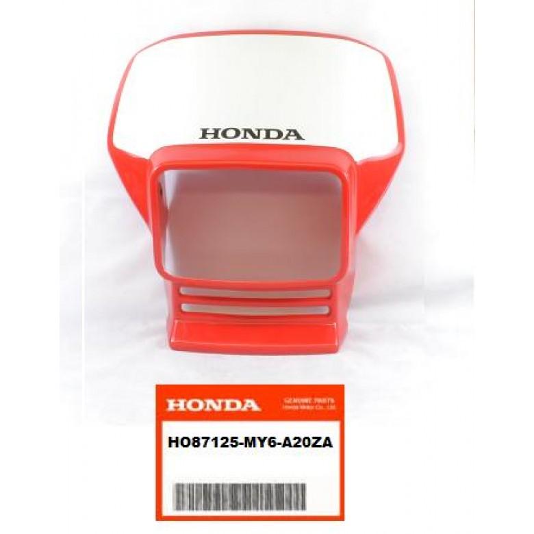 OEM Honda Number Plate, XR650L (93-15)