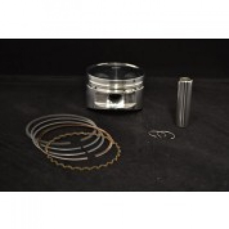 XRs Only Piston Kit - Honda 86-UP 2-valve XR200R - 66mm / 11.0:1 / 210cc