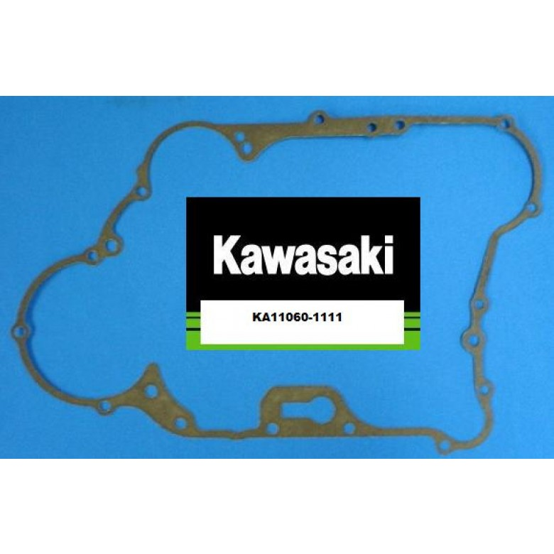 OEM Kawasaki Clutch Cover Gasket, KLR650 (87-10)