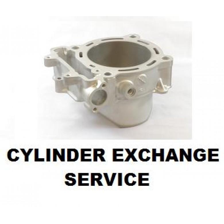 Service: CYLINDER EXCHANGE PROGRAM KX450F