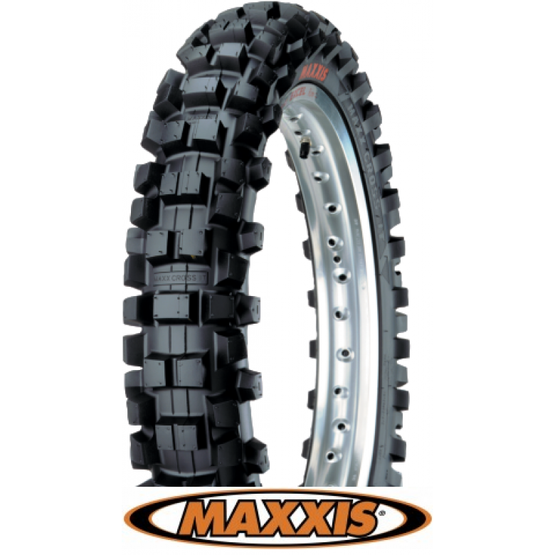 MAXXCROSS DESERT IT M7305D (REAR) 110/100-18, 120/100-18, 110/90-19, 120/90-19