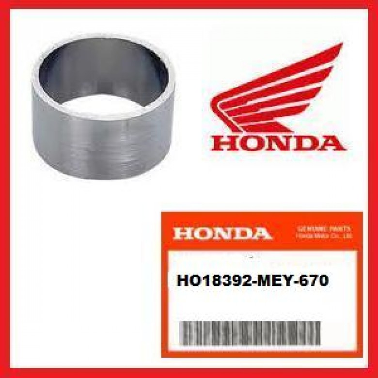 Honda OEM Muffler Sleeve CRF450R (06-08) CRF450X (05-14)