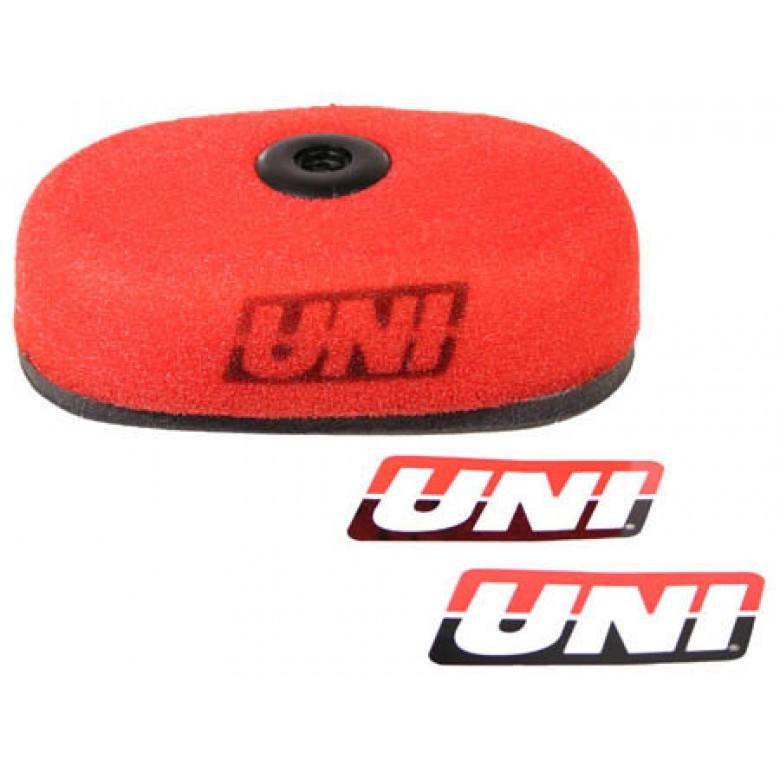 UNI Dirt Bike Air Filter - Honda XR250L (86-04) XR250R (86-04) XR350R (83-85) XR400R (96-04) XR600R (85-02)