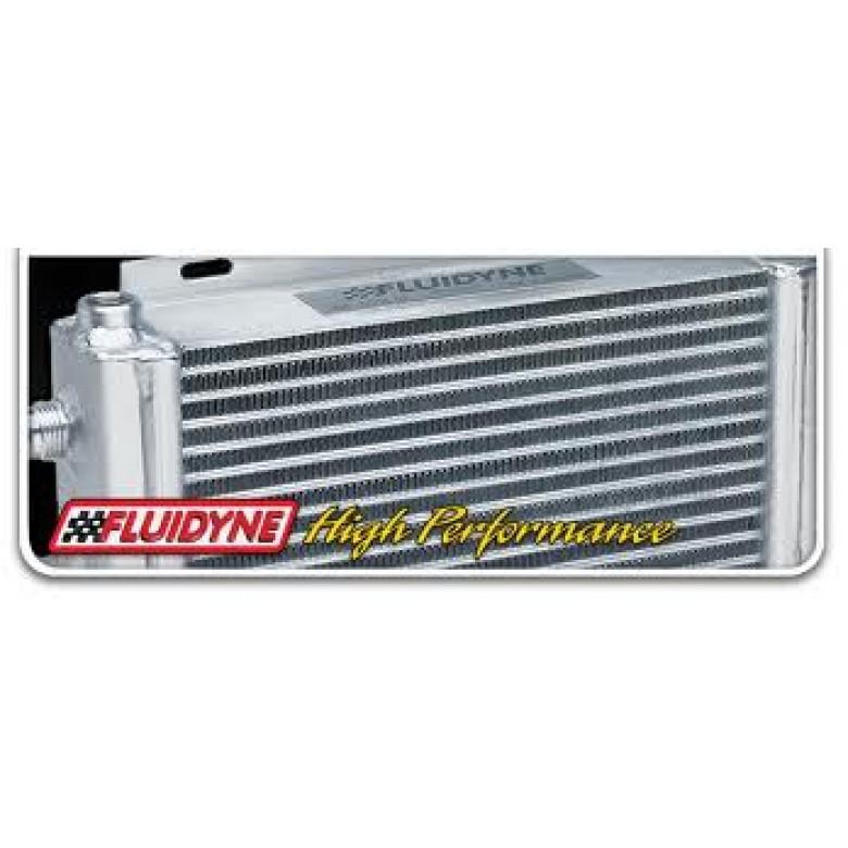 Fluidyne Powersports Performance ATV Radiators - Kawasaki KFX400 (03-06) Suzuki LTZ400 (03-07)