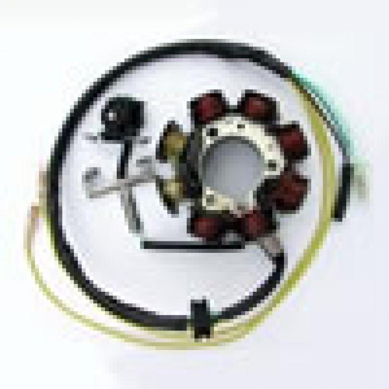 Ricky Stator High Output Stator - Honda CRF150F (2003-2005) - 150 Watts