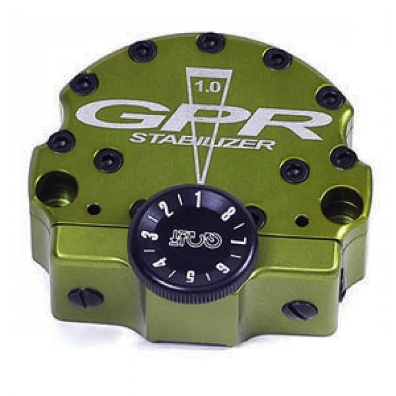 GPR Steering Stabilizer / Damper - Honda CRF450R CRF450X CR500R (05-07) - V1 FAT BAR KIT