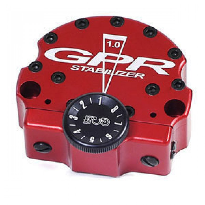 GPR Steering Stabilizer / Damper - Honda CRF250X (04-07) - V1 FAT BAR KIT