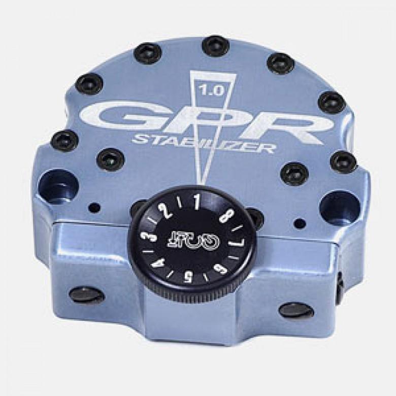 GPR Steering Stabilizer / Damper - Honda CR125R (02-06) CR250R (02-07) - V1 STANDARD BAR KIT