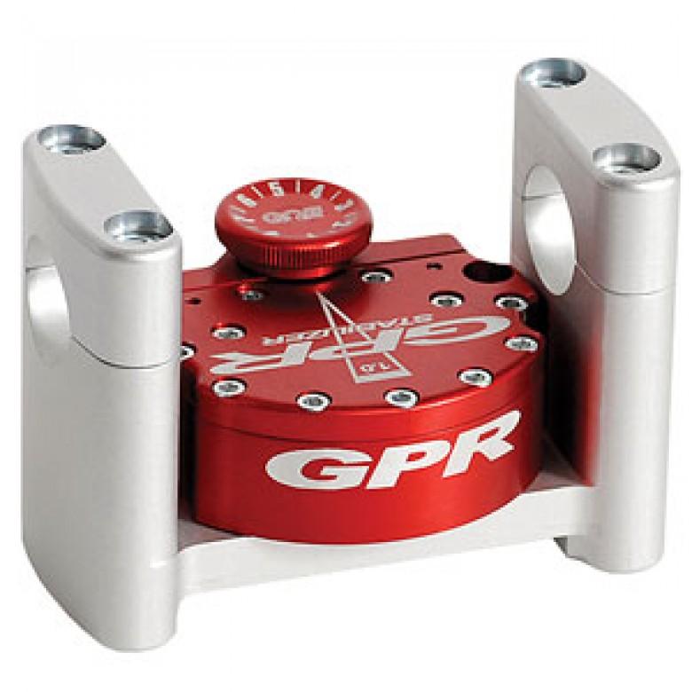 GPR Steering Stabilizer / Damper - Honda CRF450R (2002-2004) - V2 PRO Fat Bar Kit