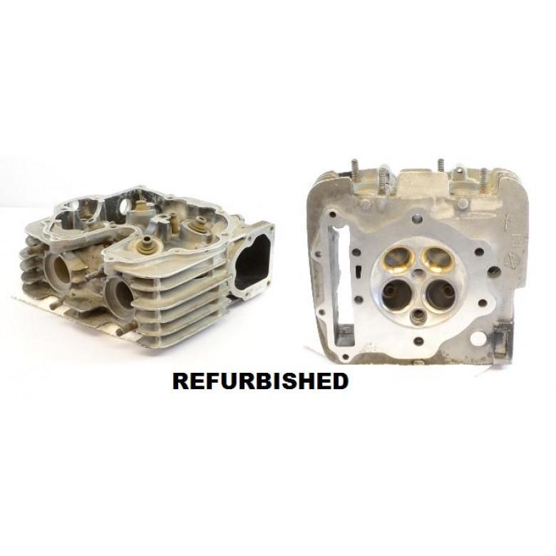 REFURBISHED Honda Cylinder Head XL600R  Bare Unit 5 Vale Head