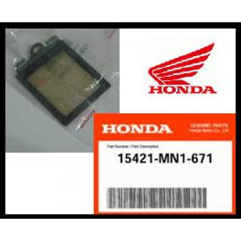 HONDA XR650L (1991-2008) OEM FACTORY PARTS - CRANKCASE - SCREEN, OIL FILTER