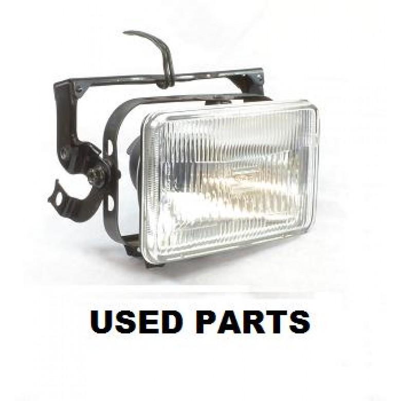 USED Honda Head Light Lens w/brackets XR650L (95-15)