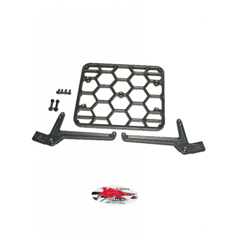 XRs Only Billet Rear Fender Rack - Honda XR250R /  XR350R / XR600R