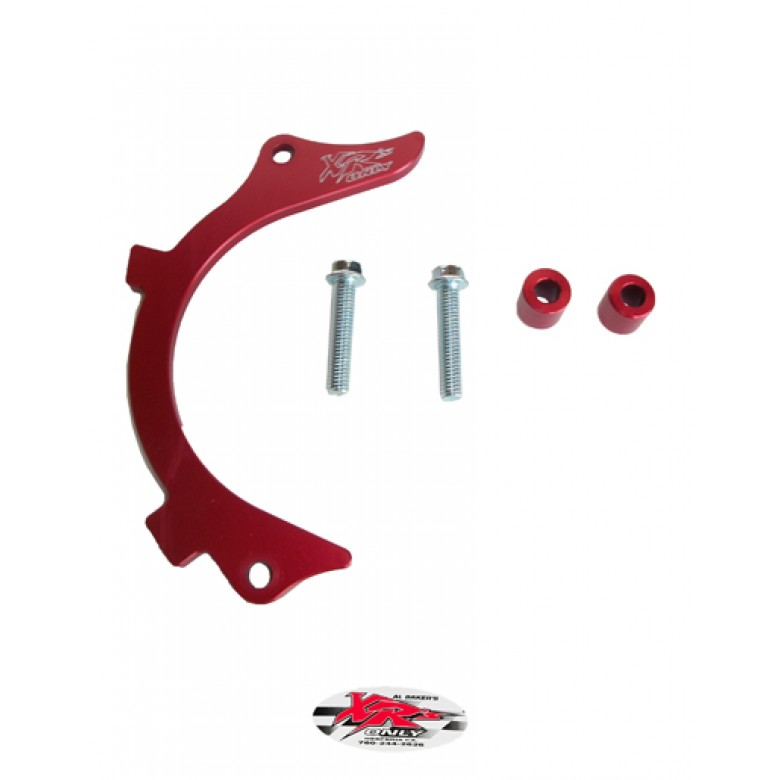 XRs Only Case Saver - Honda TRX450R - RED