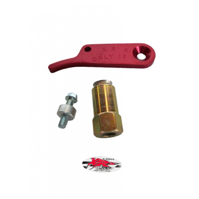XRs Only Case Saver - Honda XR500R / XR600R - 15-Tooth - RED