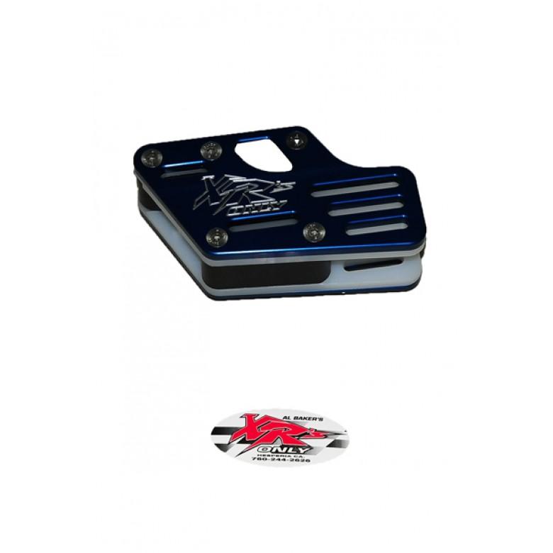 XRs Only Chain Guide - Honda CR125 / CR250 / CRF250R / CRF250X / CRF450R / CRF450X (UP-04) - BLUE