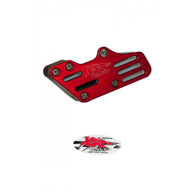 XRs Only Chain Guide - CRF250R / CRF250X / CRF450R / CRF450X (05-UP) - RED