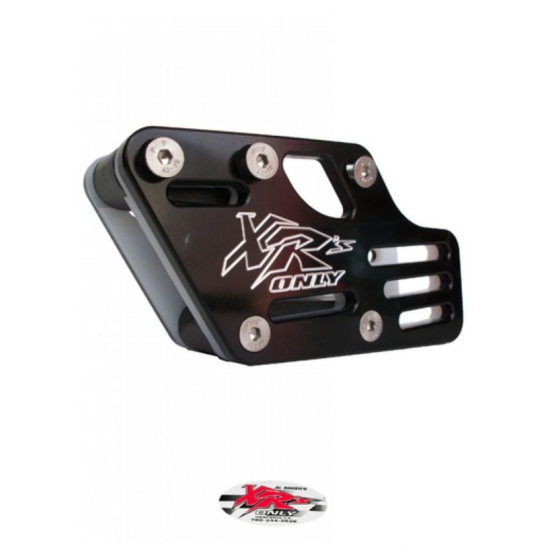 XRs Only Chain Guide - Honda CR125 / CR250 / CRF250R / CRF250X / CRF450R / CRF450X (UP-04) - BLACK