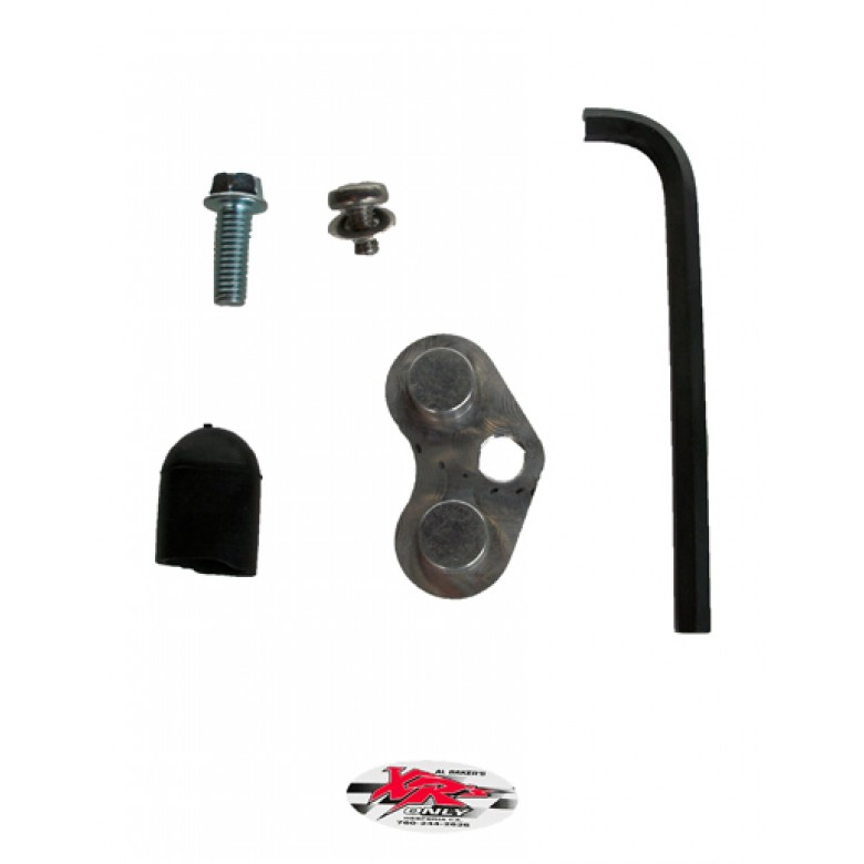 XRs Only Smog / Air Pump Block Off Kit - Honda XR650R