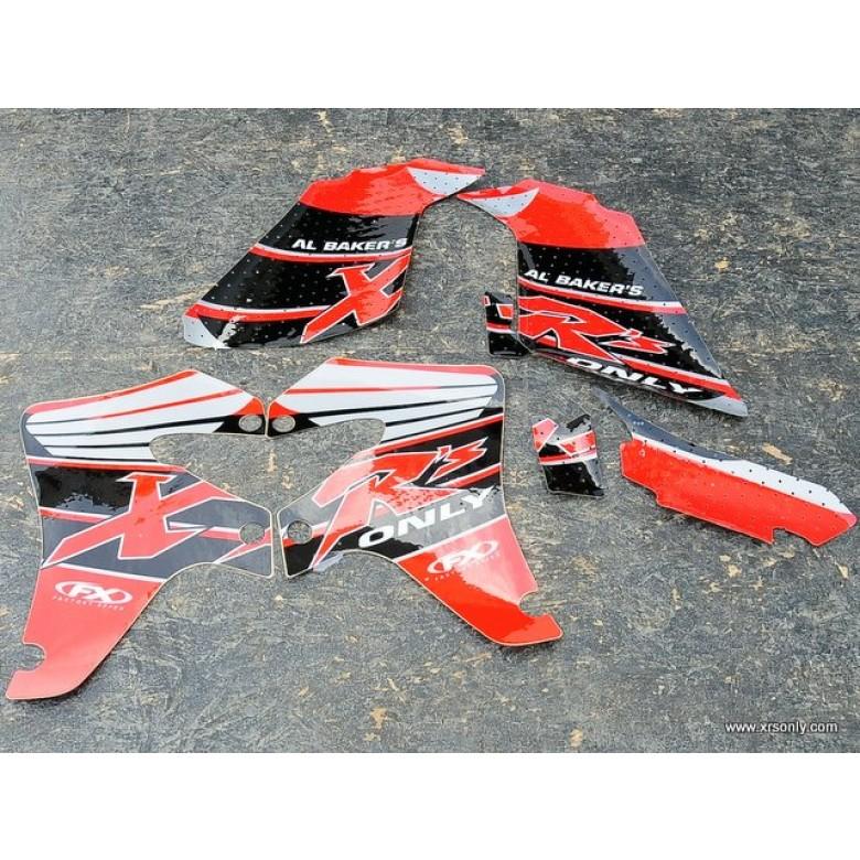 XRs Only Fuel Tank Graphics - Honda XR650R