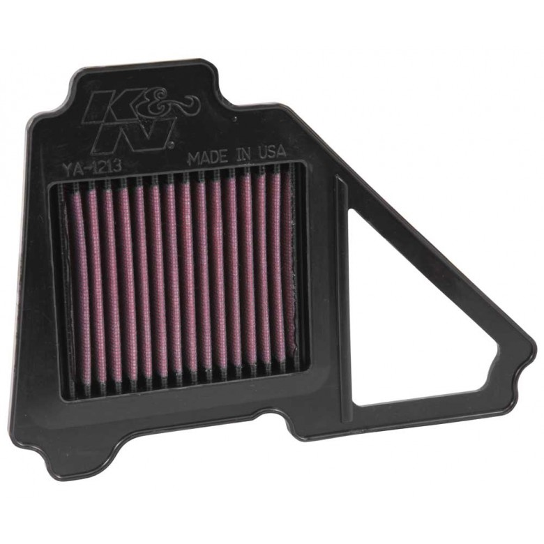 K&N Yamaha YBR125 Air Filter (05-15)