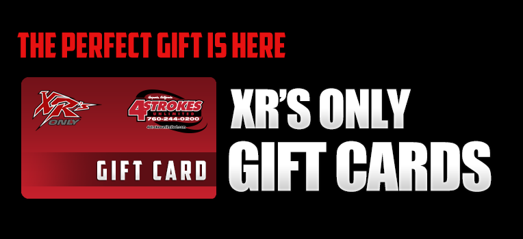 XR's Only Gift Card