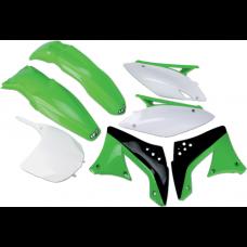 UFO PLASTIC BODY KITS , KX450F (09-11) 10-11 OEM STYLE