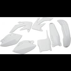 UFO PLASTIC BODY KITS , CRF250R  (06-07) White