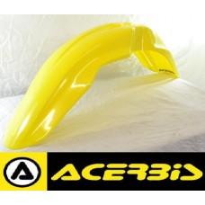 ACERBIS FRONT FENDER SUZUKI RM125 RM250 (01-08) RMZ450 (05-07)YELLOW