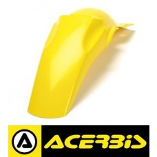 ACERBIS REAR FENDER SUZUKI RMZ450 (05-07)YELLOW